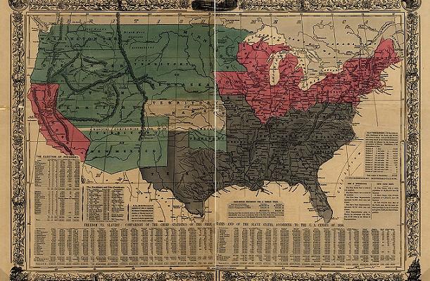 Аляска идругие территории, которые СШАкупили заденьги