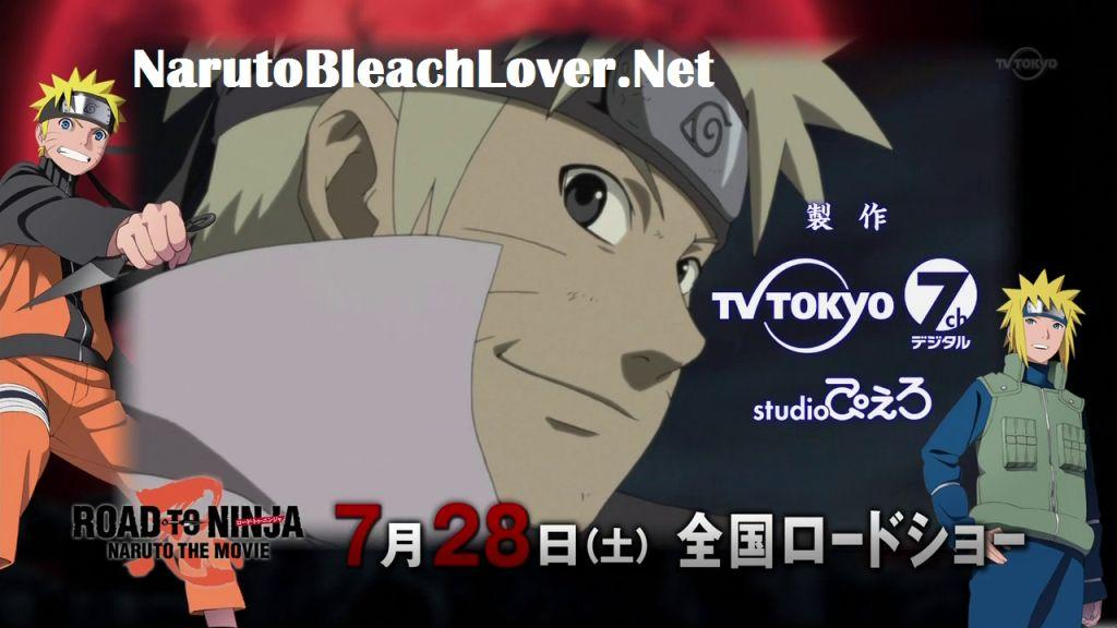 Naruto Shippuden Road to Ninja (English Subbed)