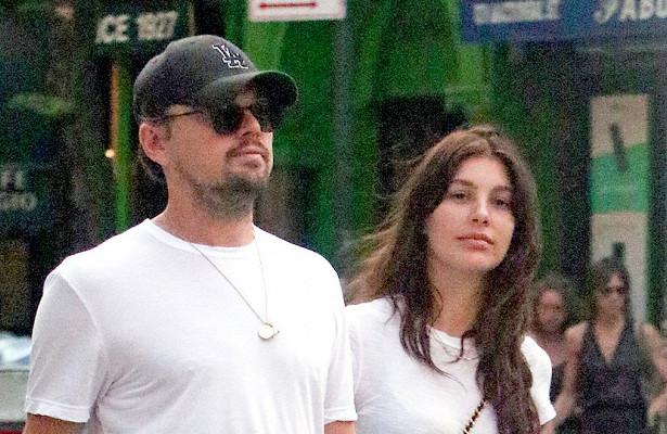 43-летний Леонардо ДиКаприо помолвлен с20-летней Камилой Морроне?