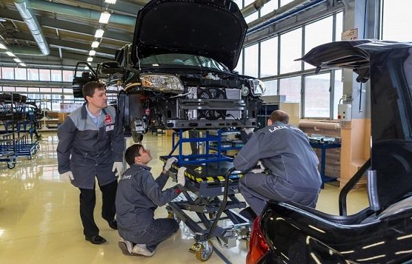 Минпромторг спрогнозировал рост автопроизводства в2021 году