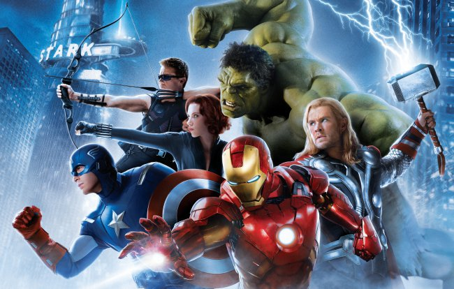 The Avengers Full Movie 2012 Hindi-Eng Dual-Audio