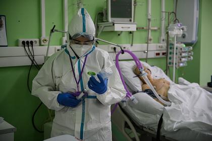 Попова назвала регионы ссамой высокой заболеваемостью COVID-19