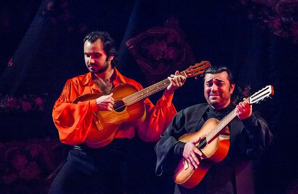 Театр «Ромэн» вСАОприглашает наакцию «Ночь театров»