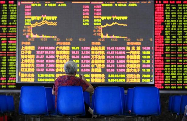 Китайские компании взлетели вцене