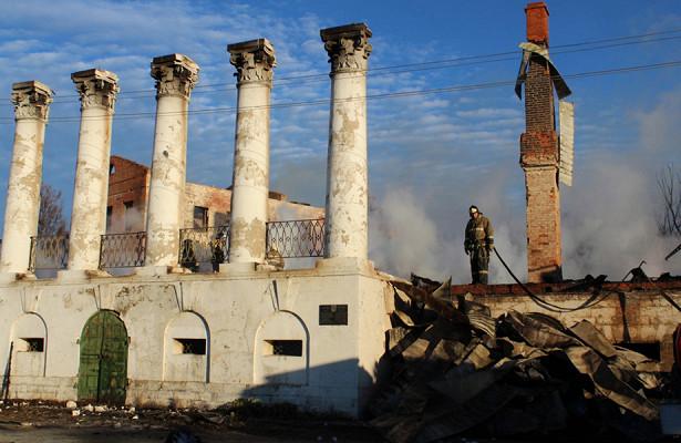ВКасимове организуют субботник дляспасения Дома Барковых