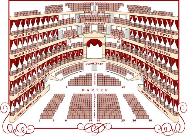 где купить билеты омск в пятый театр