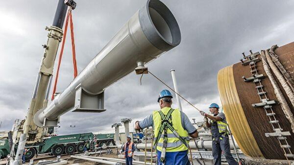 Вильнюс предложил остановить строительство СП-2довыборов вГосдуму
