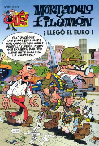 Mortadelo and Filemon: Mission Implausible Full Movie