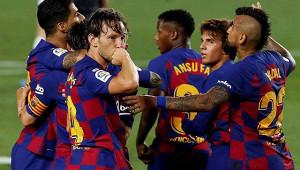 «Барселона» установила уникальное достижение