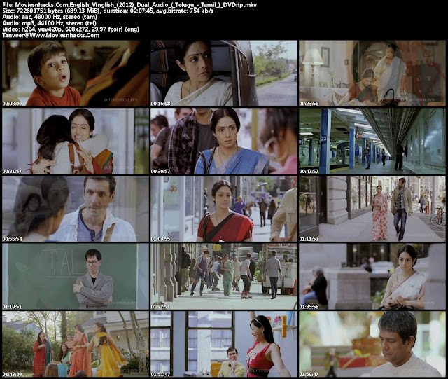 English Vinglish - movie: watch streaming online