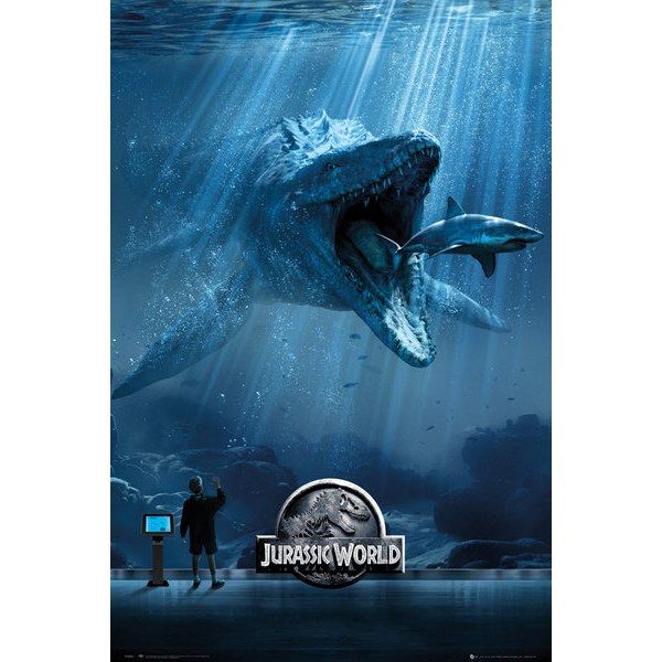 How to Free Download Jurassic World (2015) Trailer 720P