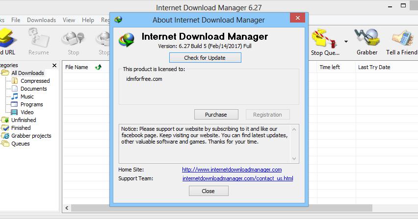 Internet Download Manager 630 Build 08 Terbaru