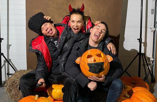 Тыквенное безумие: какроссийские звезды отметили Хэллоуин