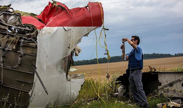 Эксперт: пуск ракеты поМН17 произведен нестерритории, подконтрольной ДНР