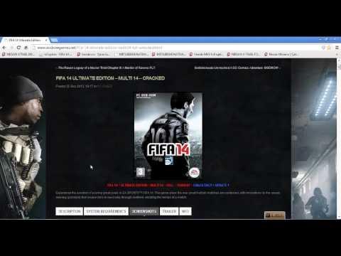 FIFA 14 Crack Only V5 FINAL 3DM Torrentz - my