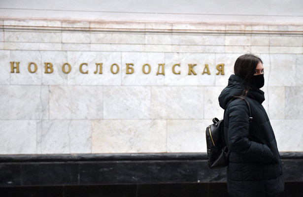 Пропускную способность «Новослободской» увеличат на30%