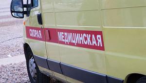 Человек пострадал вДТПнаюго-востоке Москвы