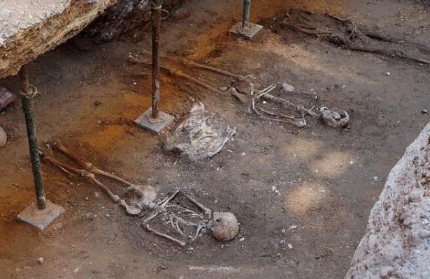 Спустя 400летвИспании нашли могилу графа