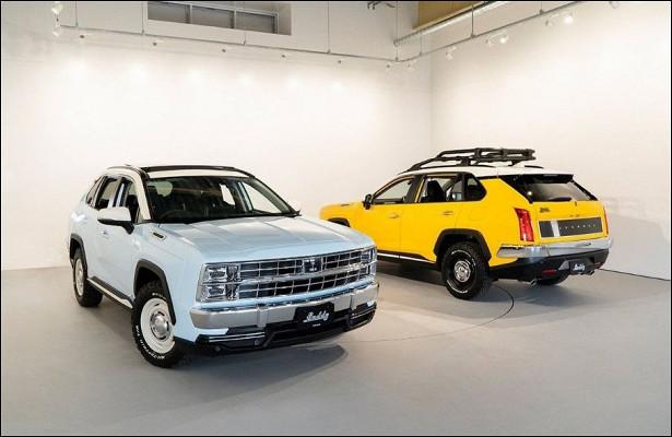 d33c2e14dce7a7ef13ade33f389dd0dc - Гибрид Toyota RAV4 истарого Chevrolet отMitsuoka: объявлена цена итираж