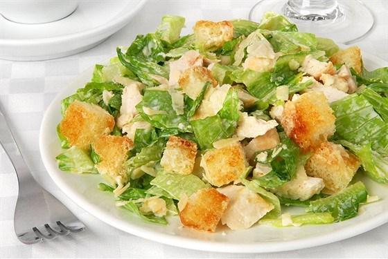 цезарь салат как сделать