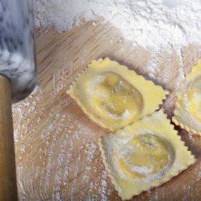 Тесто для равиоли по-итальянски рецепт с фото пошагово