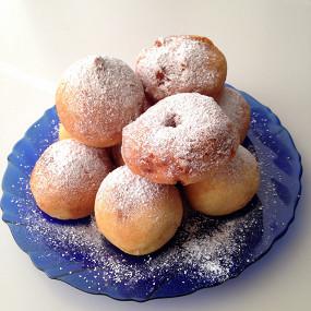 типа пончики домашние рецепт