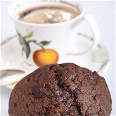 Рецепт Быстрые маффины скусочками шоколада
