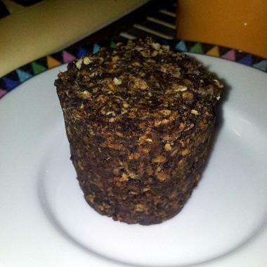 Рецепт Несладкие овсяные пирожные