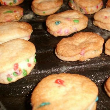 Рецепт Быстрое хрустящее печенье