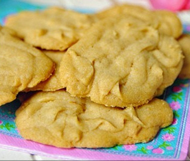 Рецепт Ванильное печенье слимонной цедрой
