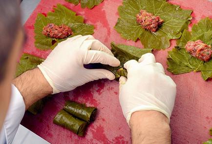 Толма это армянское блюдо