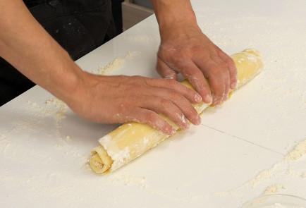 Фото приготовления рецепта: Гата - шаг 4
