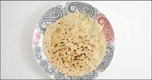 Хычины с картофелем и сыром