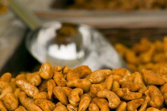 Орехи в карри