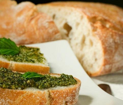 Бутерброды со щавелем и снытью