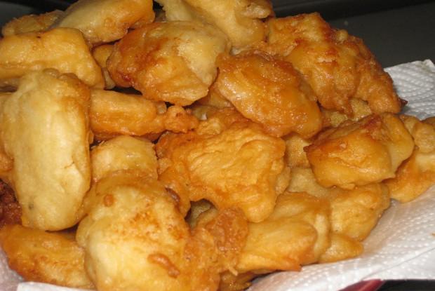рецепт приготовления пивной закуски из курицы в кляре