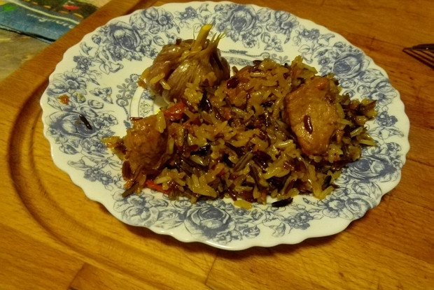 f581293d8aa Плов узбекский рецепт – узбекская кухня  основные блюда. «Еда»