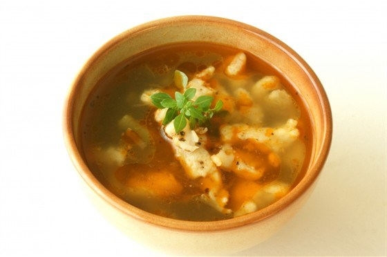 Пурсалада — традиционный баскский суп