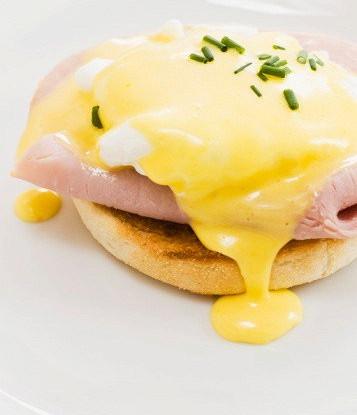 Соус яично-масляный