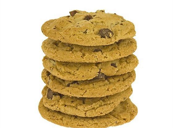 Печенье из орехов пекан
