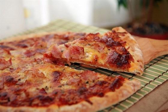 Пицца по-американски