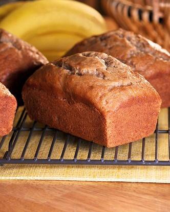 Бананово-йогуртовый хлеб