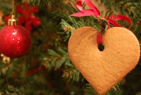 Детское имбирное печенье на елку