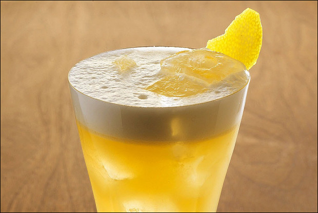 рецепт коктейль виски смокли