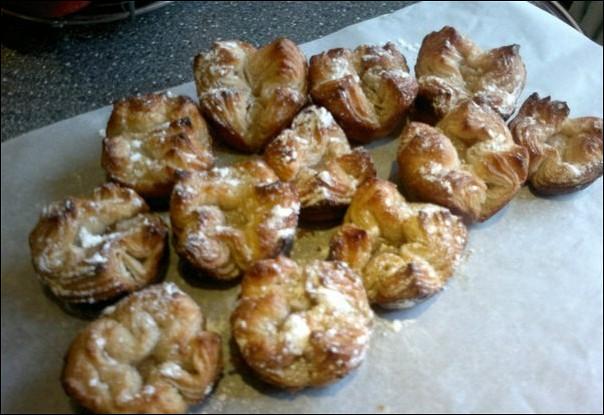 Кунь-аман (Бретонский масляный пирог) из готового теста