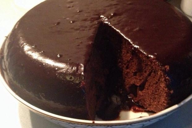 Торт негр в мультиварке