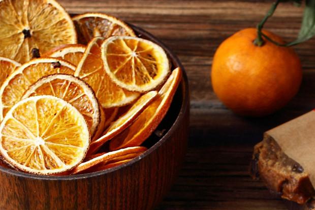 Сушеные апельсины с гвоздикой рецепт – французская кухня ...