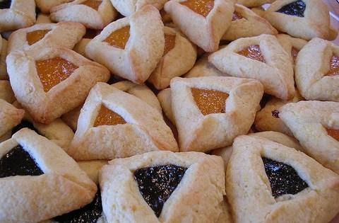 Еврейские пирожки гоменташ