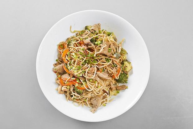 свиная вырезка рецепты на сковороде с овощами
