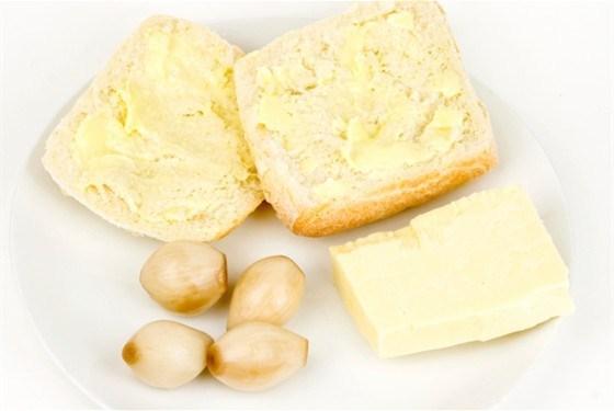 Сырное масло